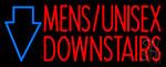 Mens Unisex Neon Sign