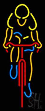 Biker Neon Sign