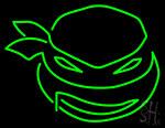 Ninjaturtle Neon Sign