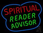 Spiritual Reader Advisor Neon Sign