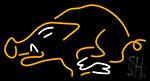 Wild Boar Neon Sign