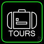 Icon Tours Neon Sign