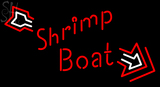 Shrimp Boat Neon Sign