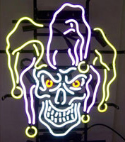 Jester Neon Sign
