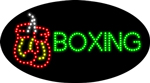 Custom Boxing Gloves Animated Led Sign
