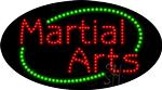 Martial Arts LED Sign
