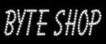 Custom Byte Shop Led Sign 3