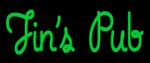 Custom Fins Pub Neon Sign 1