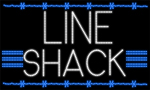 Custom Line Shack Led Sign 2