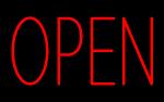 Custom Open Neon Sign 24x15 1