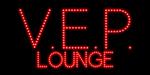 Custom VEP Lounge Led Sign 2