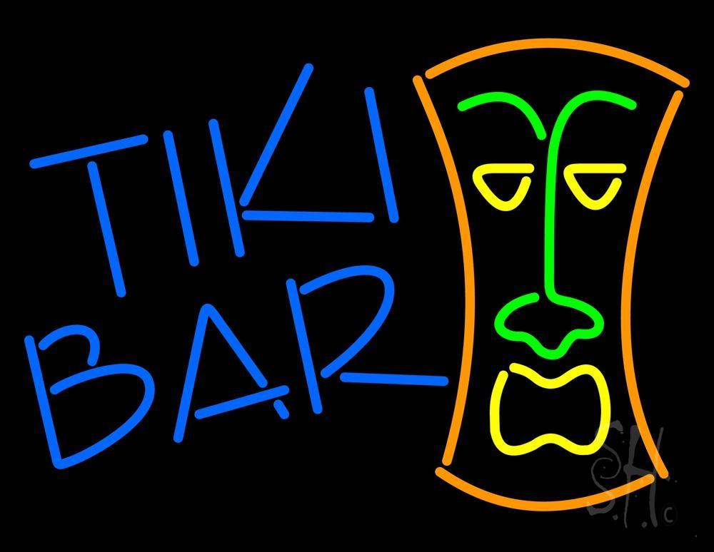 Tiki Bar Neon Sign | Tiki Bar Neon Signs