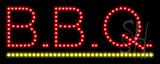 B.B.Q LED Sign