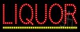 Liquor LED Sign