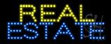 Real Estate LED Sign