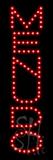 Menudo LED Sign