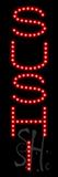 Sushi LED Sign