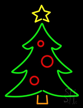 ... Christmas Tree Neon Sign  Christmas Neon Signs - Every Thing Neon