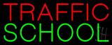 Traffic School Neon Sign