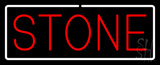 Stone Neon Sign