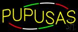 Pupusas Neon Sign