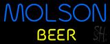Molson Beer Beer Neon Sign