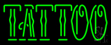 Green Tattoo Neon Sign