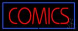 Comics Neon Sign