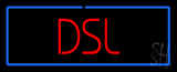 DSL Neon Sign