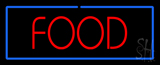 Food Neon Sign