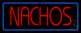 Nachos Neon Sign