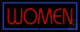 Women Neon Sign
