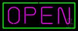Open GP Neon Sign