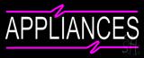Appliances Neon Sign