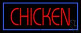 Chicken Neon Sign