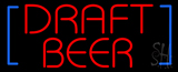Draft Beer Neon Sign