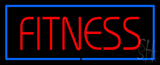 Fitness Neon Sign