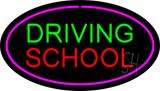 Driving School Neon Signs