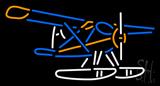 Dehavilland Beaver Float Plane Neon Sign