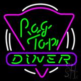Rag Top Diner Neon Sign