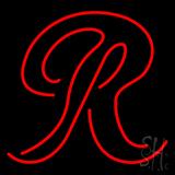 Rainier Beer Big R Neon Sign