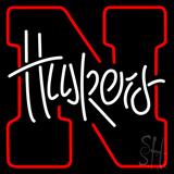 University of Nebraska Huskers Neon Sign