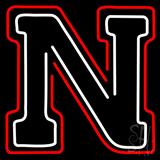 University of Nebraska Neon Sign