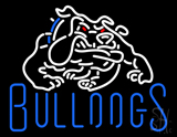 Bulldogs Neon Sign