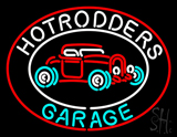Hotrodders Garage - Beer Neon Sign