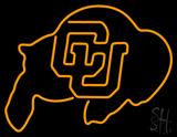 University of Colorado Neon Sign