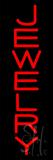 Jewelry Vertical Neon Sign