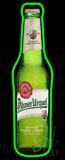 Pilsner Urquell Bottle Beer Neon Sign