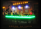 Legal Action Neon/Led Picture