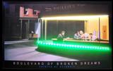 Blvd Of Broken Dreams Neon/Led Picture